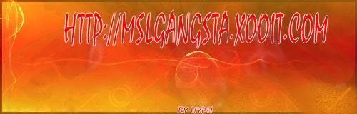 MSL Gangsta