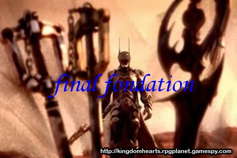 final fondation  Index du Forum