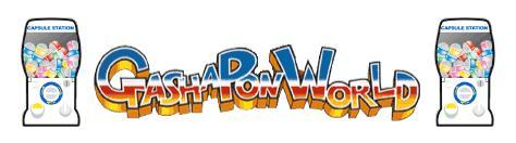 Gashapon World Index du Forum