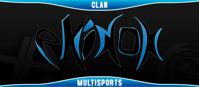 ekinox clan - multisports Index du Forum