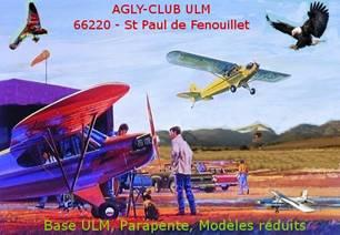 Forum des Amis de l'Agly-Club-ULM  Index du Forum