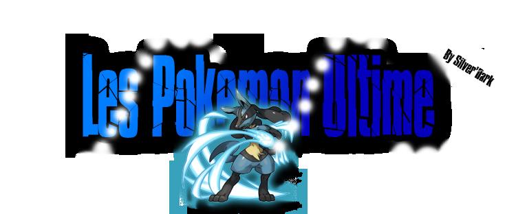 Les Pokémon Ultimes Index du Forum