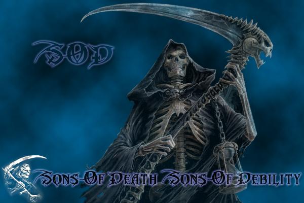 soldier of the death Index du Forum