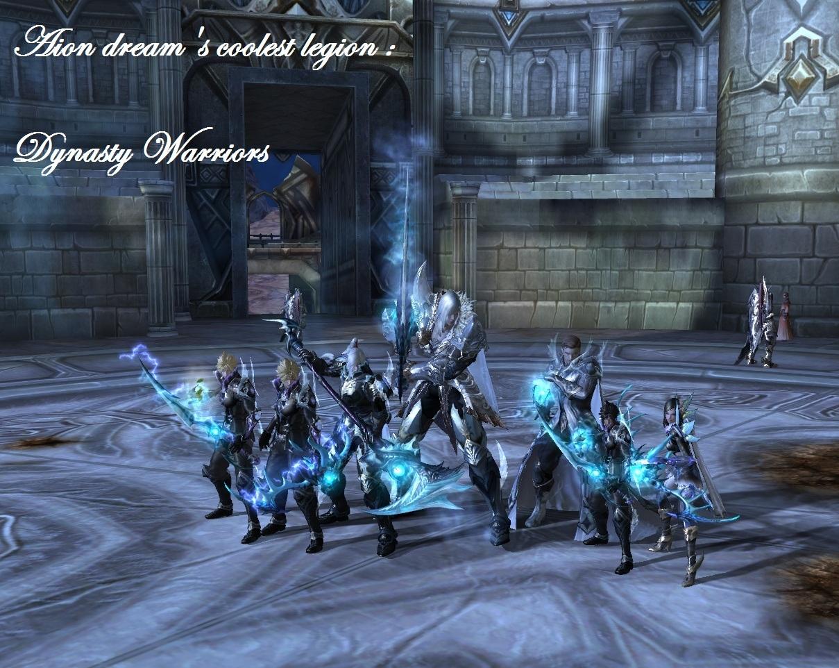 legion dynasty warriors Index du Forum