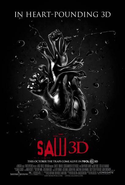 Pelicula Saw 3D