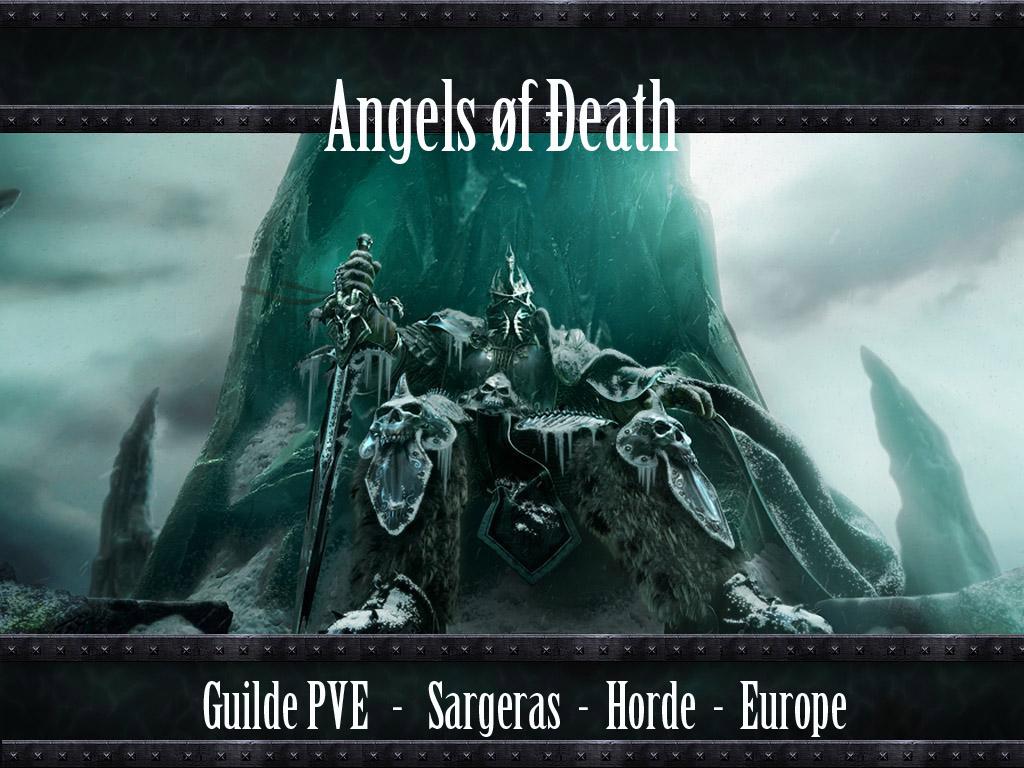 Angels øf Ðeath Index du Forum