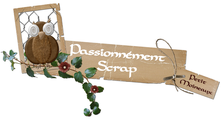 Passionnément Scrap' Index du Forum