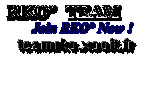 RKO°FORUM Index du Forum