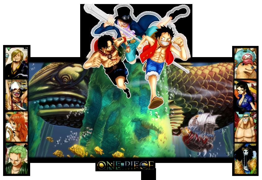 <font color=red>One Piece New Start</font> Index du Forum