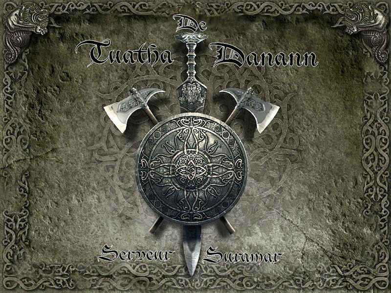 Forum Officiel de la guilde Tuatha Dé Danann Index du Forum