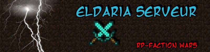 Eldaria serv' Index du Forum
