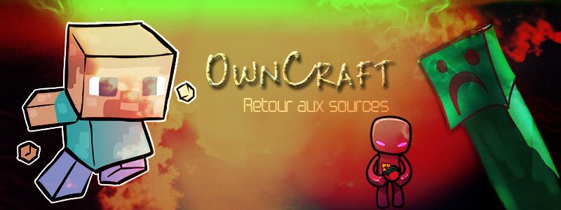 OwnCraft Index du Forum