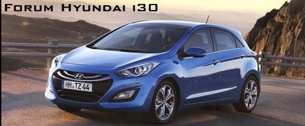 Forum Hyundai i30 Index du Forum