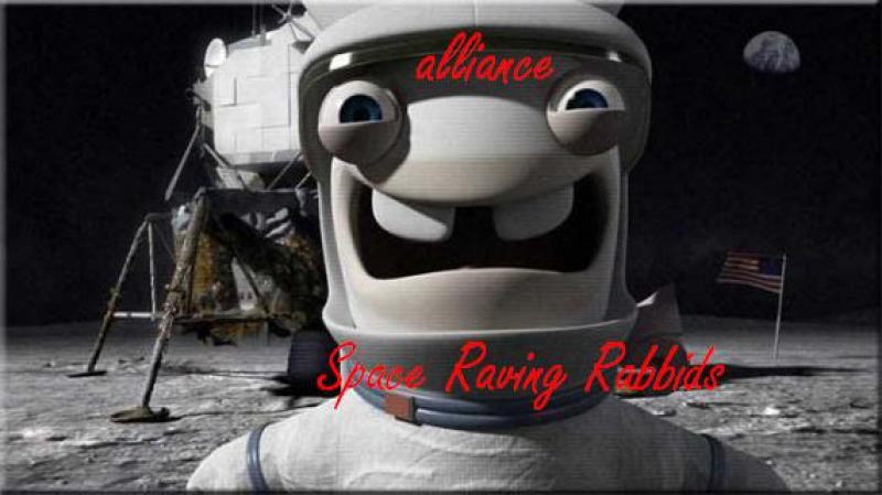 Space Raving Rabbids Index du Forum