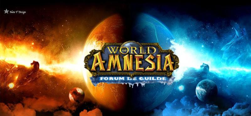 amnesia Index du Forum