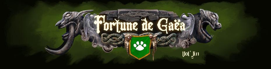 Forum de la guilde Fortune de Gaëa Index du Forum