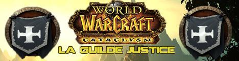 La Guilde Justice Index du Forum