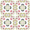 Patterns ( ou fond ) Toybirds-floralpat1-12-95130d
