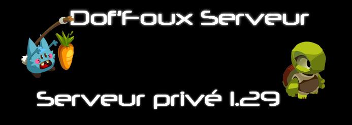 Dof'Foux Index du Forum