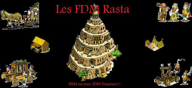 LES FDM RASTA Index du Forum