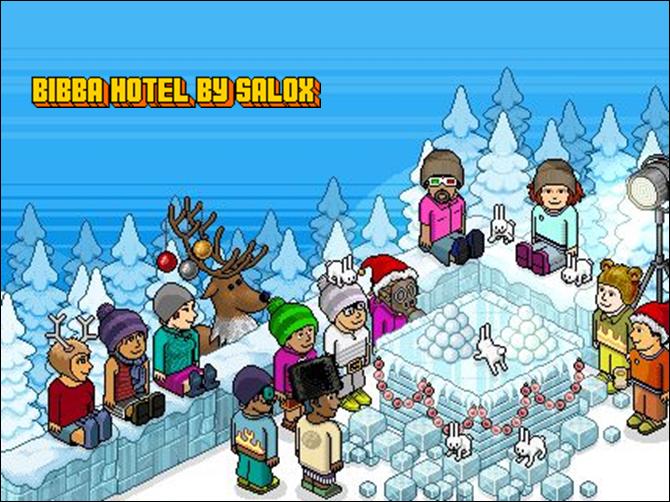 Bibba hotel bibba cr e ton avatar d core ton profile - Cree ton avatar et decore ton apparte ...