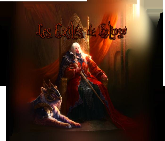 Les Exilés de Kalipso.   Index du Forum