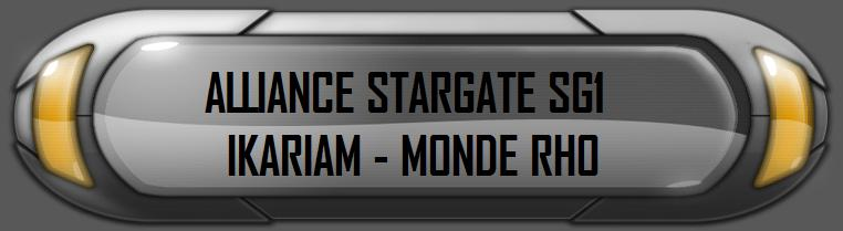 alliance stargate Index du Forum
