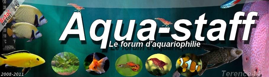 Aqua-Staff Index du Forum