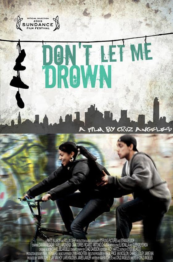 Poster de Dont Let Me Drown