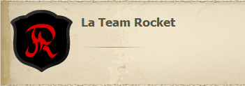 la team rocket Index du Forum