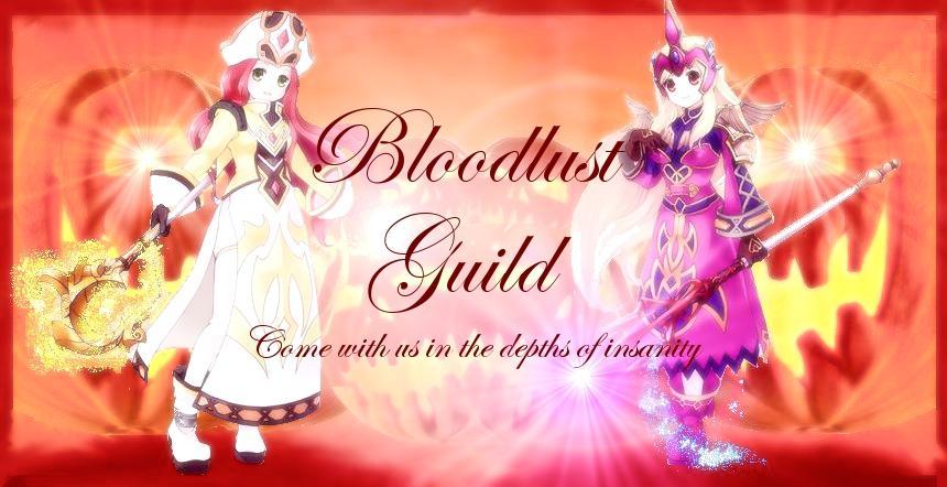 grand fantasia - la guilde bloodlust Index du Forum
