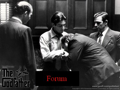 Famille Corleone Index du Forum