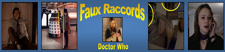 Doctor Who Forum (Faux Raccords) Index du Forum