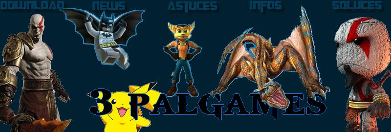 3 PalGames Index du Forum