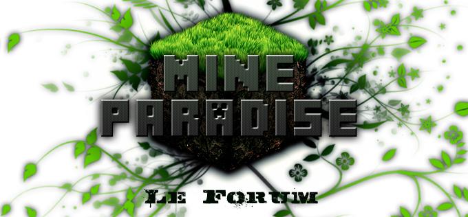 mine-paradise Index du Forum