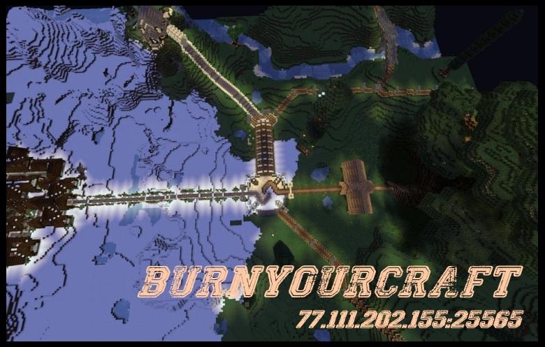 BurnYourCraft Index du Forum