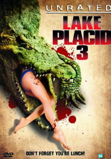 Poster de Lake Placid 3