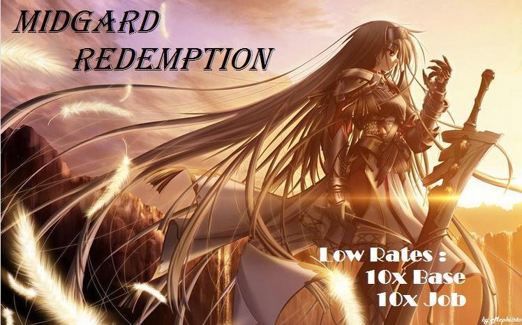 Midgard Redemption Index du Forum