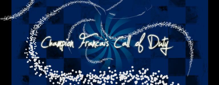 Championat de France Call of Duty  Index du Forum