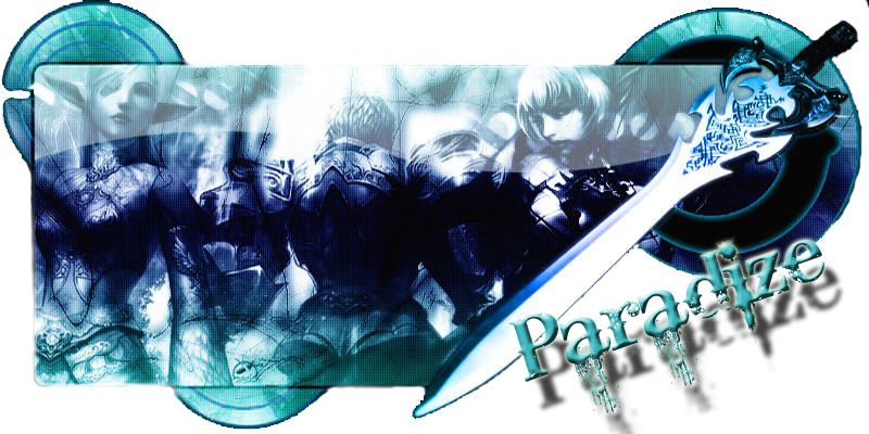 PARADIZE Index du Forum