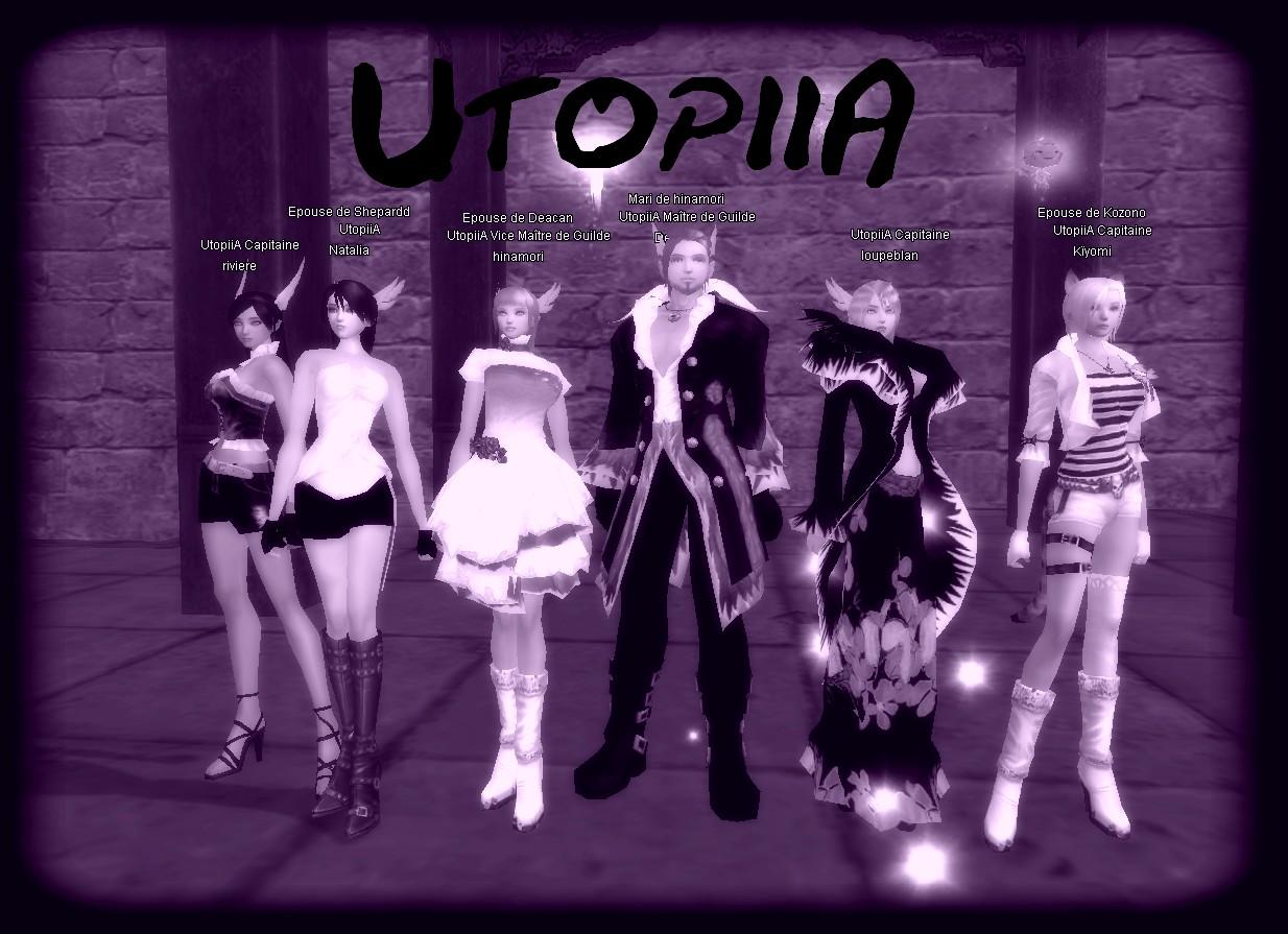 guilde utopiia Index du Forum