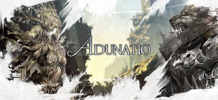 Guilde Adunatio - Guild Wars 2 Index du Forum