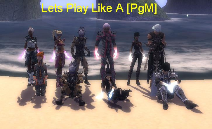 Lets Play Like A [PgM] Index du Forum