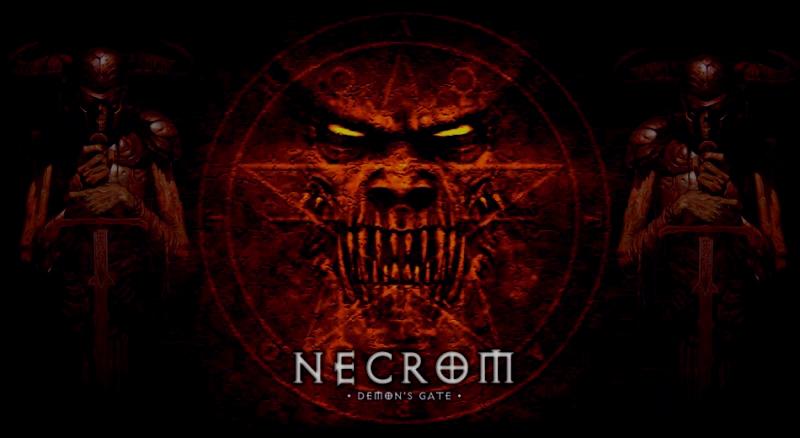 Necrom Index du Forum