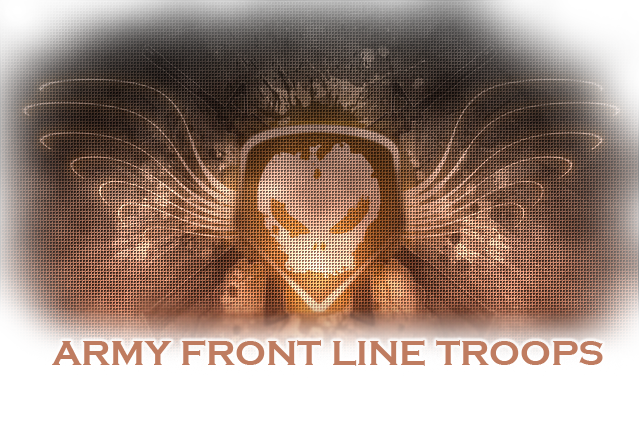 Army Front Line Troops Index du Forum