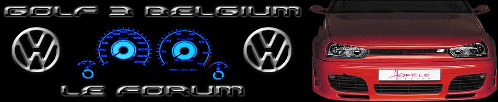 Tout sur la Vw Golf 3 Index du Forum