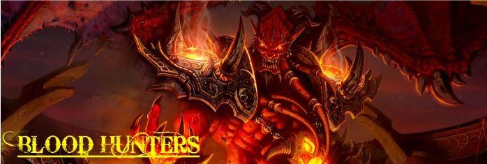 Blood Hunters Index du Forum
