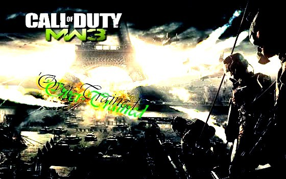 Overtrained - Team CoD Modern Warfare 3 Index du Forum