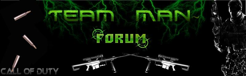 Team MaN~ Index du Forum