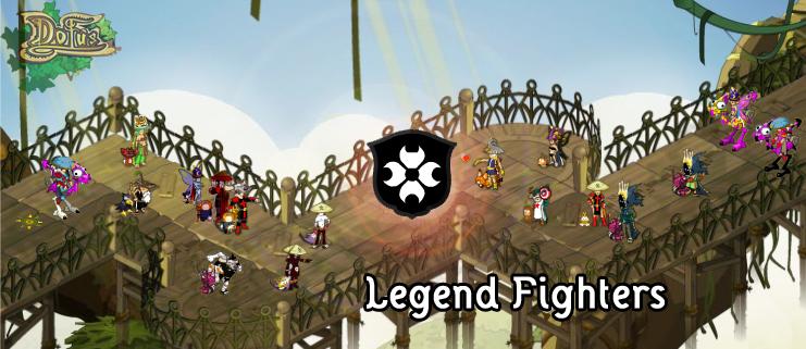 Legend Fighters Index du Forum